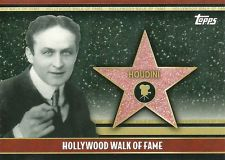 Topps Hollywood Walk of Fame Card