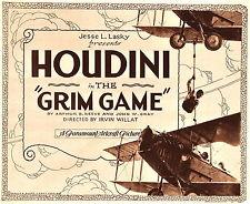 Grim Game Lobby Card eBay
