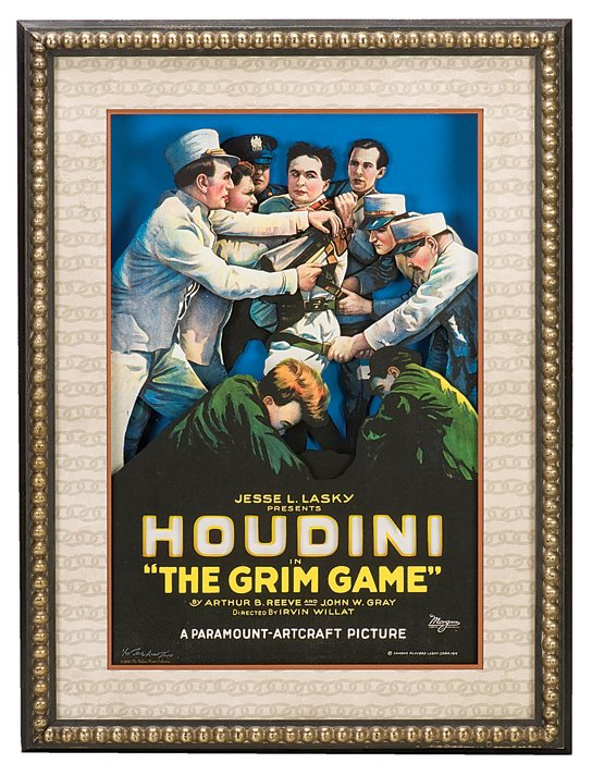 Houdini Grim Game Limited Edition 1 of 10