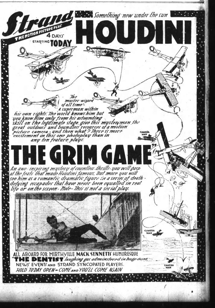 Fort Wayne Indiana 19 Oct 1919 Ad 1