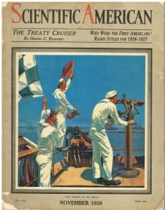 SA Nov 1926 Cover