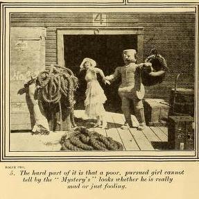 Bakers Dock Scene Image