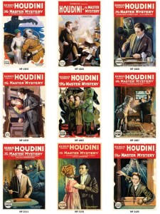 Houdini Master Mystery Poster
