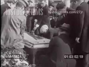 houdini casket