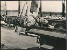 Buzz Saw Houdini