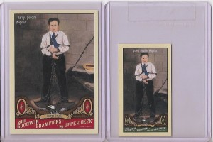 Harry Houdini 2011 Goodwin Champions by Upper Deck (jmn-2)