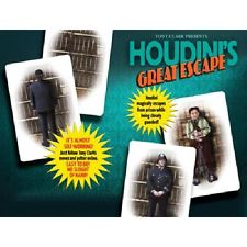 Houdini Great Escape by Tony Clark