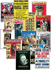 Houdini Trading Card Set