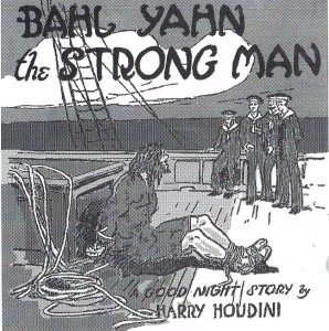BahlYahntheStrongMan image