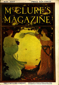McClure Magazine May 1907 image