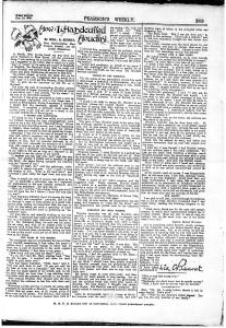 Pearsons Weekly Week Ending Oct 15 1908